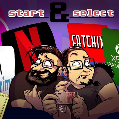 START & SELECT #019 - Jobcenter Spielebranche (Mono-Mix)